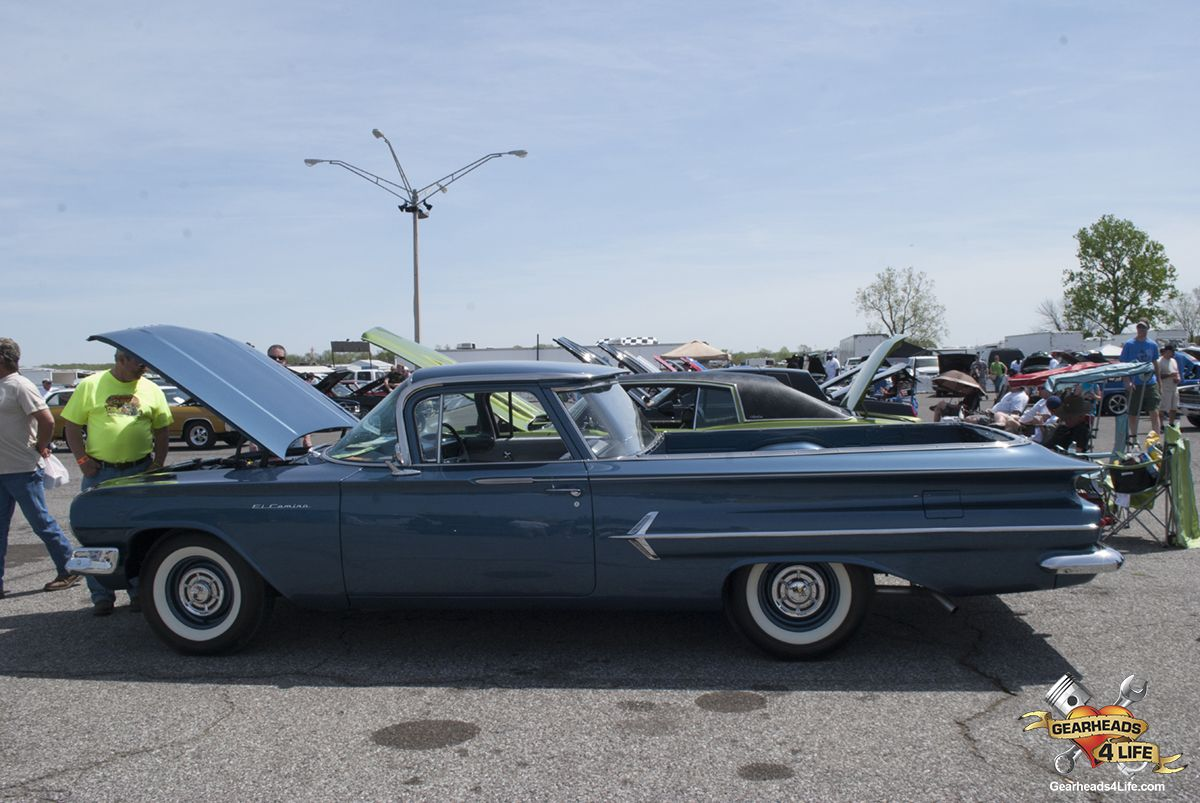 Classic El Camino. http://www.gearheads4life.com/event-coverage/cars ...