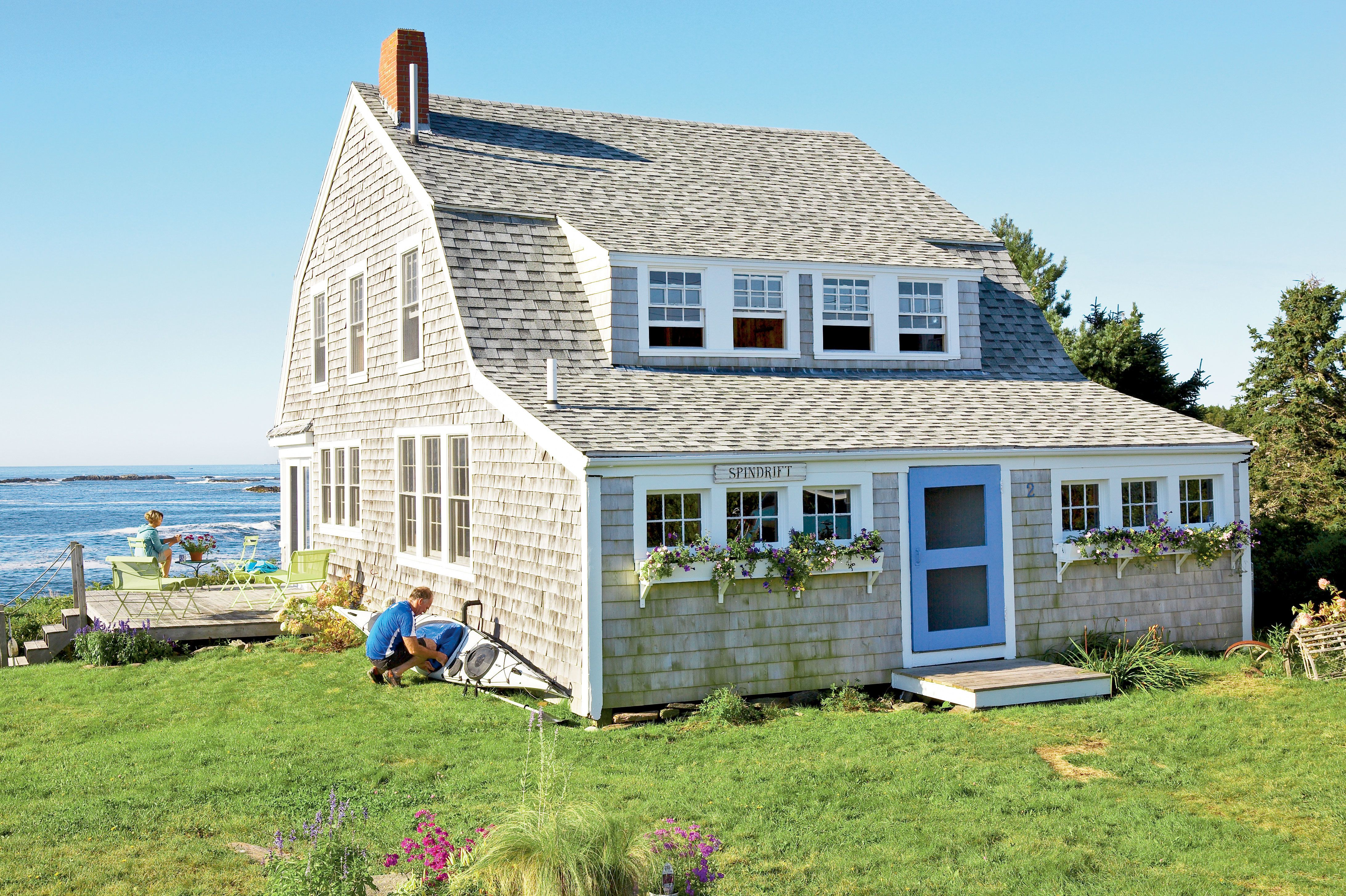 20 Beautiful Beach Cottages Cottage Style Dream