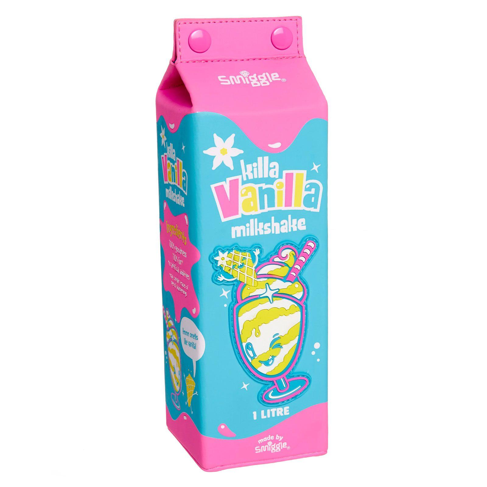 smiggle vanilla milkshake scented pencilcase bettinas