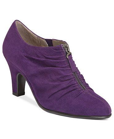 Aerosoles Jalapeno Shooties - Shoes - Macy's. Purple FabricShoe ...