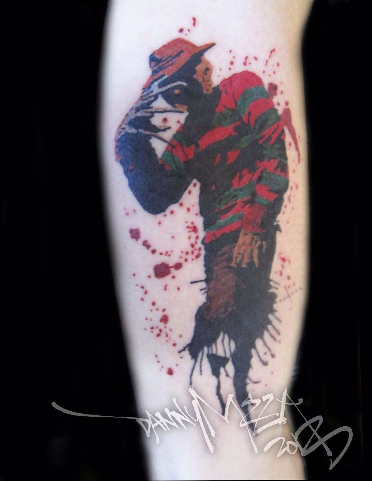 b2a4a6ca6 Love this Freddy tattoo!   Tattoo ideas.   Tattoos, Skin art ...