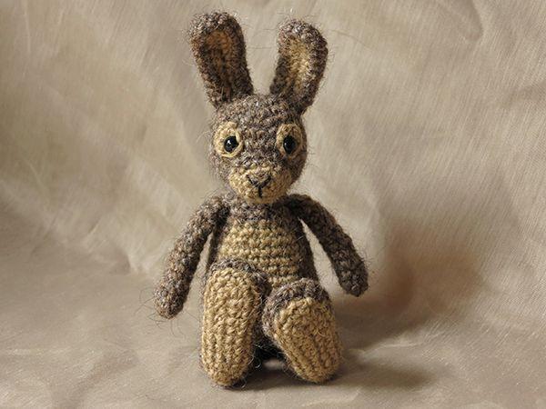 Häkelmuster Kaninchen von Son\'s Popkes shop auf DaWanda.com ...