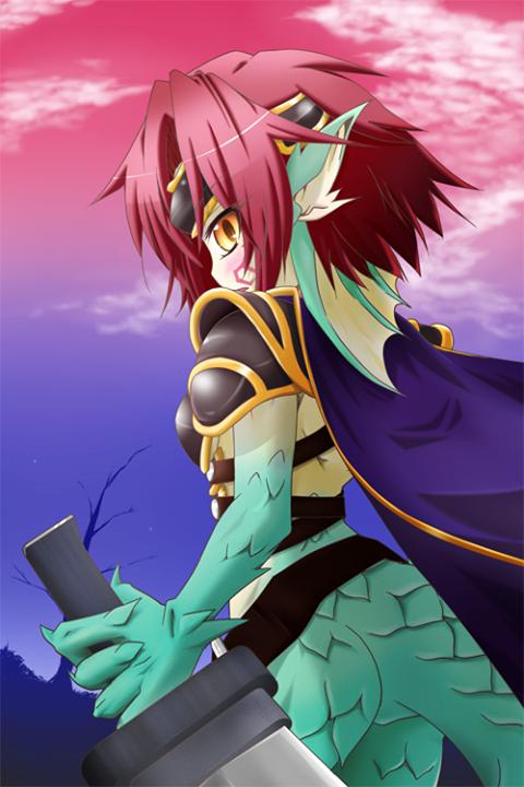 Monster girl quest granberia
