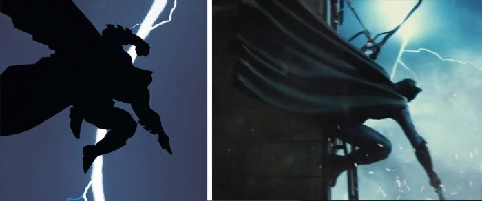 dark knight returns - bvs