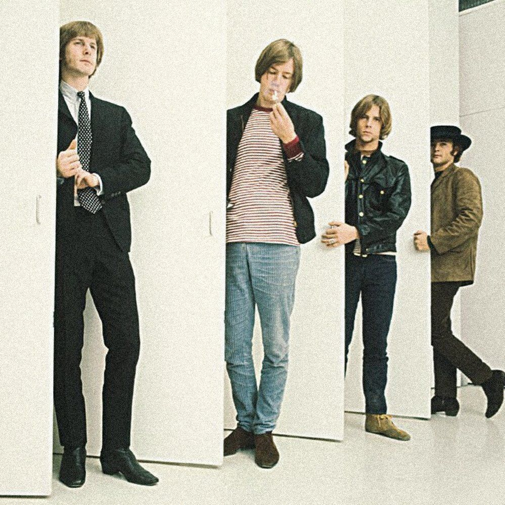 The Byrds, 1966 | Rock and roll, Music photo, 60s men's ...