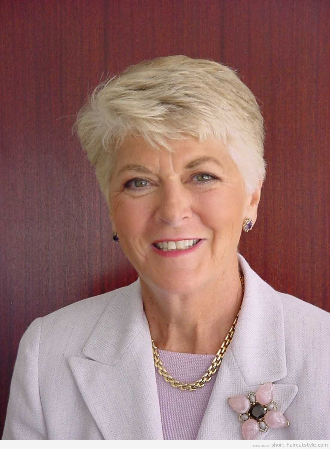 Short Hairstyles For Women Over 60 With Fine Hair Short Hairstyles 56b85b6214877 Jpg 1 Hair Styles For Women Over 50 Over 60 Hairstyles Older Women Hairstyles