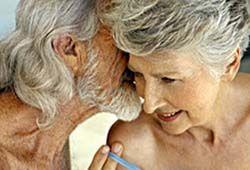 Пожилые и сексуальная
