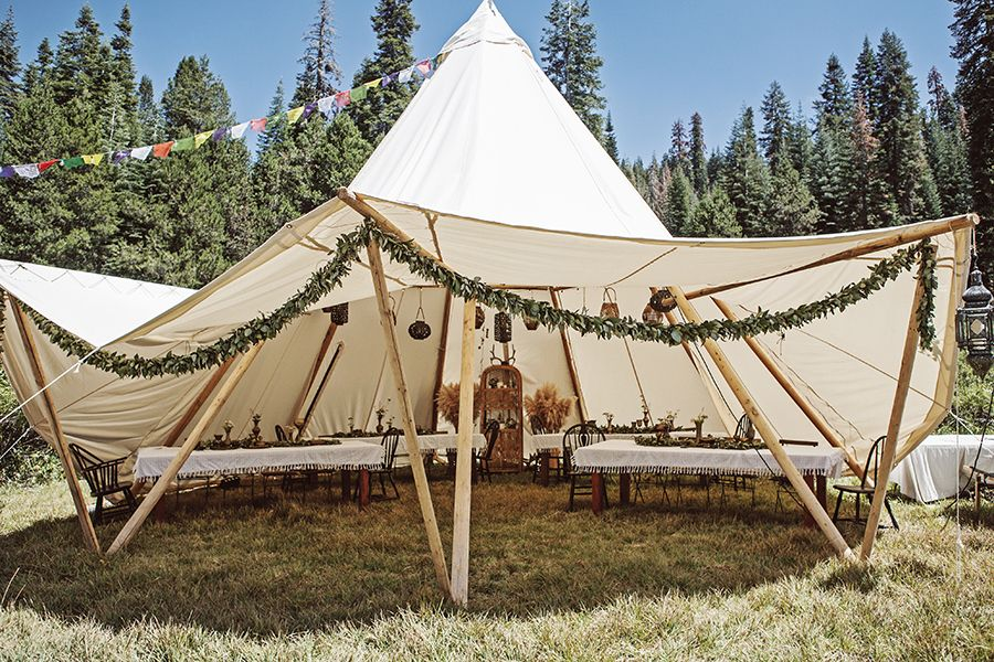 Mariage Festival Tipis Boho Funky Wedding 9 Visit Now
