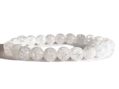 #ZENstore Bergkristall Crashed Armband