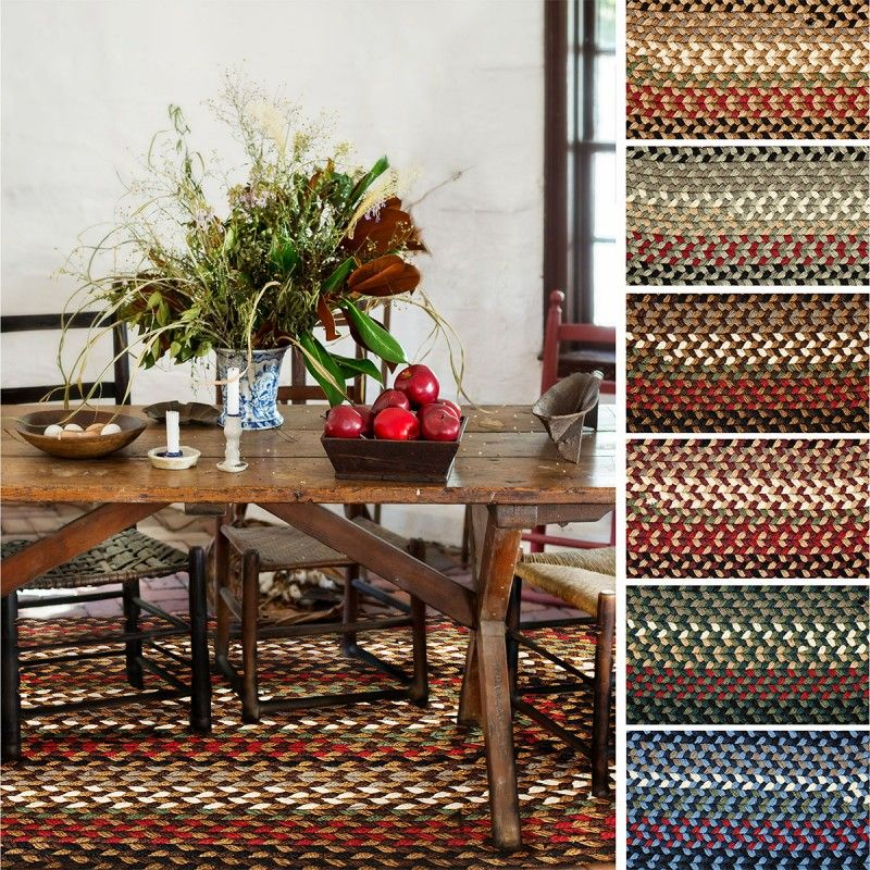 Rhody Braided Rugs Mayflower Collection Rugscape Codengland