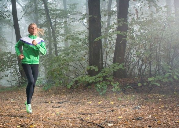 Whatever The Weather - Women's Running
