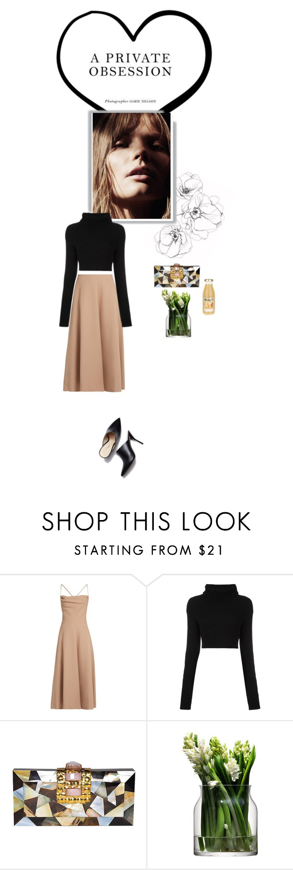 """""""private obsession."""" by middayxmuse ❤ liked on Polyvore featuring Magdalena, 3.1 Phillip Lim, Valentino, Jo-Liza and LSA International"""