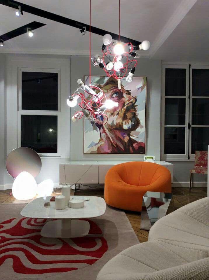 Pumpkin Ligne Roset Decorist Living Room Interior Design Living Room Ligne Roset Furniture