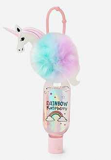 Unicorn Pom Anti Bac Coisas De Unicornio Desinfetante Para As Maos