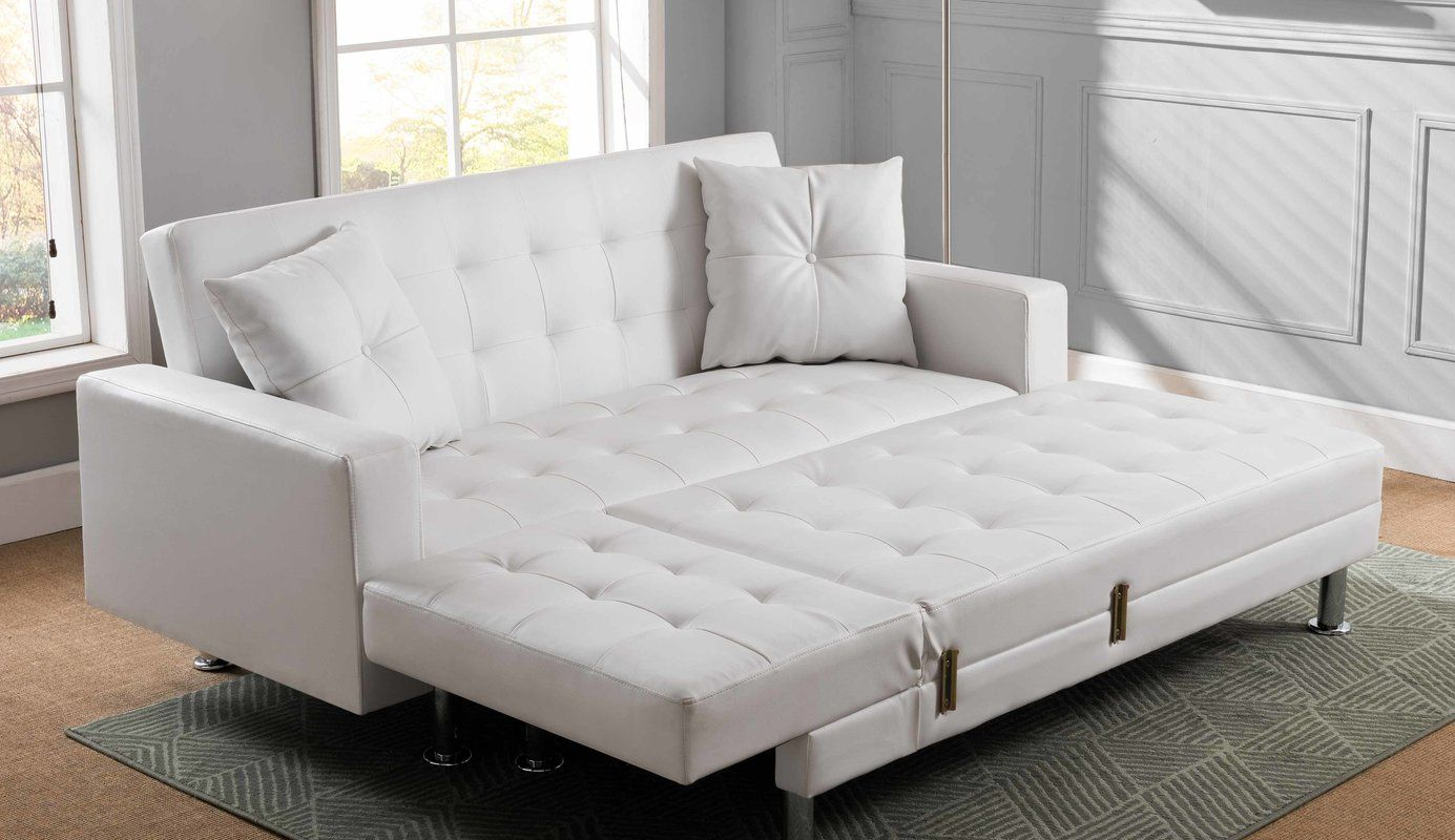 Paulin Reversible Chaise Sleeper Sectional Sleeper Sectional Sofa Chair Love Seat