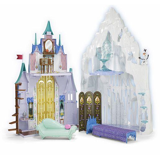 Disney Frozen Castle & Ice Palace Playset | Dolls' houses and playsets | Dolls and soft toys | All Categories