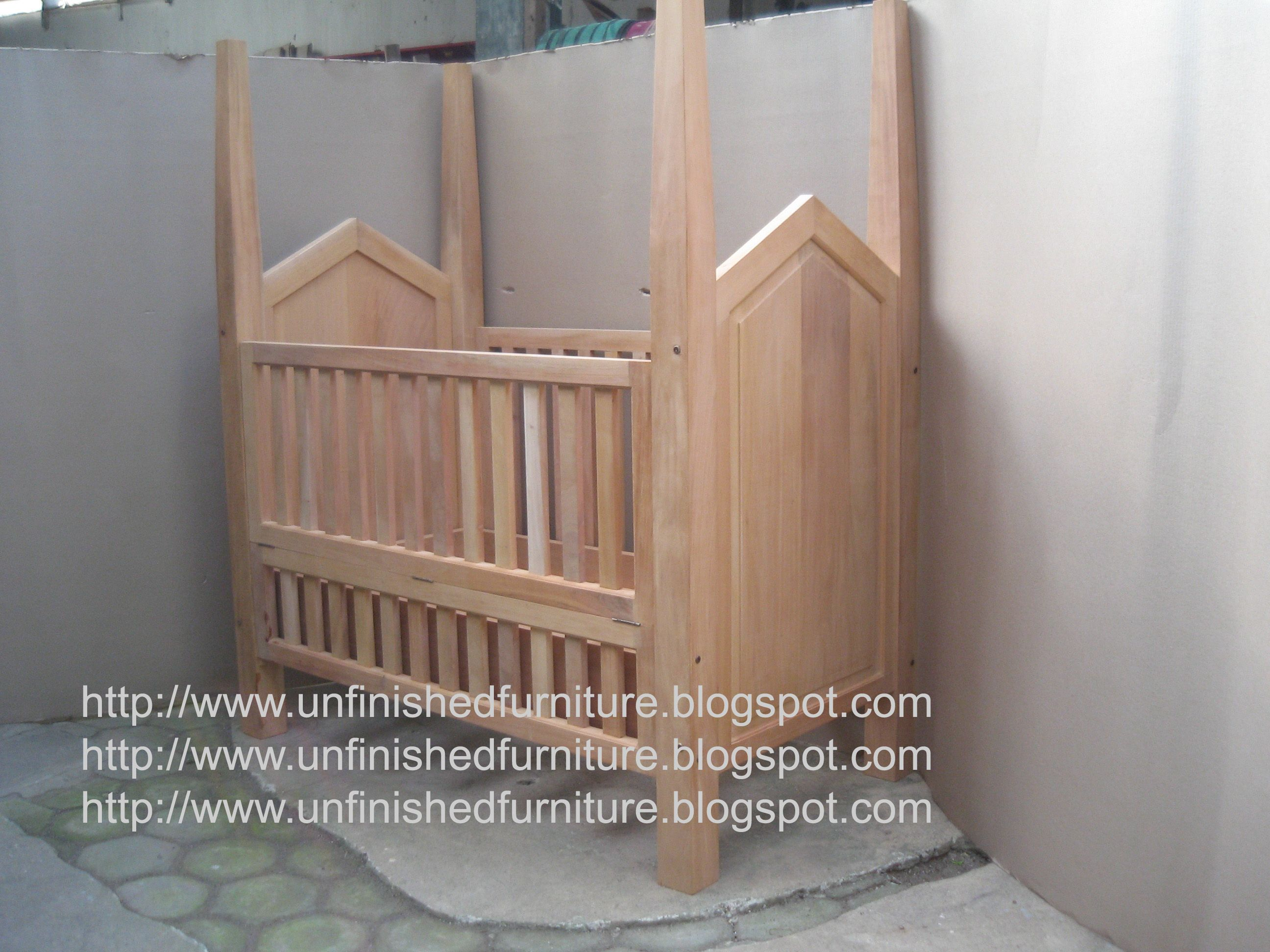 baby furniture unfinished fairly good crib cribs bassinet tips wooden wood shopping