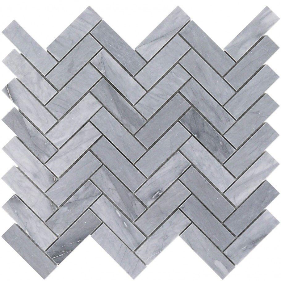 Halley Gray Herringbone Marble 1x3 Tile Marble Mosaic Tiles Herringbone Mosaic Tile Marble Herringbone Tile