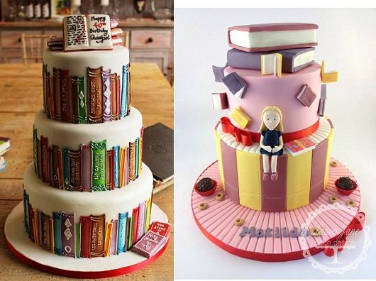 Miraculous Story Book Cakes With Images Book Cakes Library Cake Book Cake Funny Birthday Cards Online Alyptdamsfinfo
