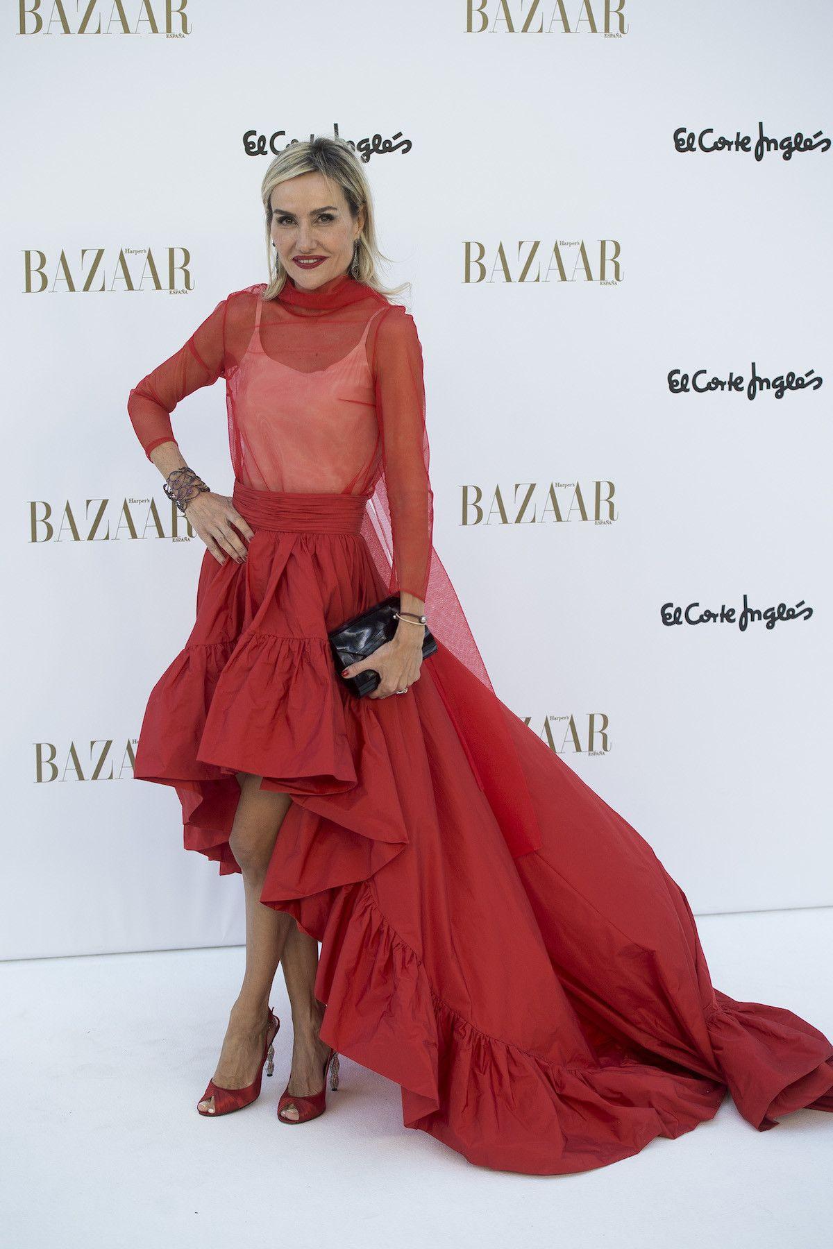 Las mujeres mejor vestidas de espana