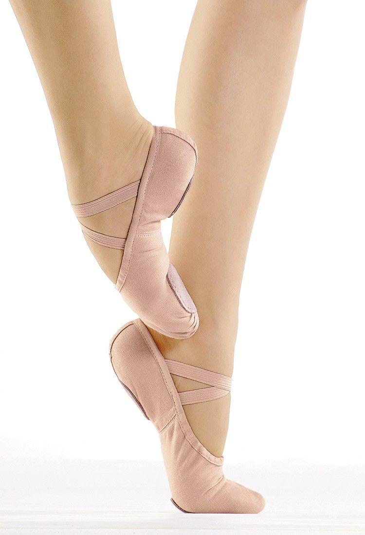 8b183ba8a5 Sapatilha Meia-Ponta Só Dança - Ballet e Dança - MariDança