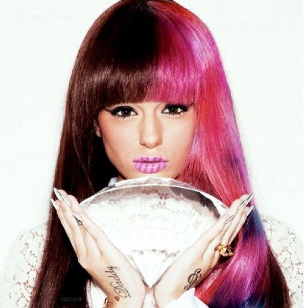 Nicki Minaj Real Hair