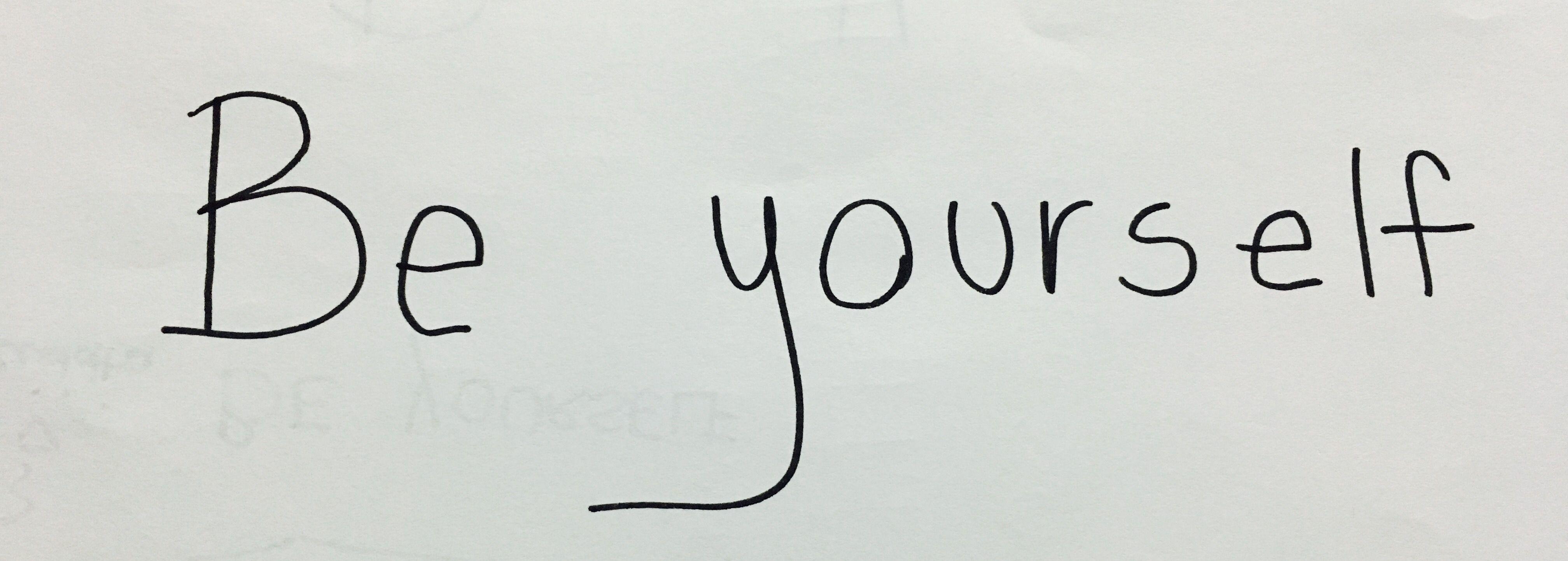 Scrittura normale