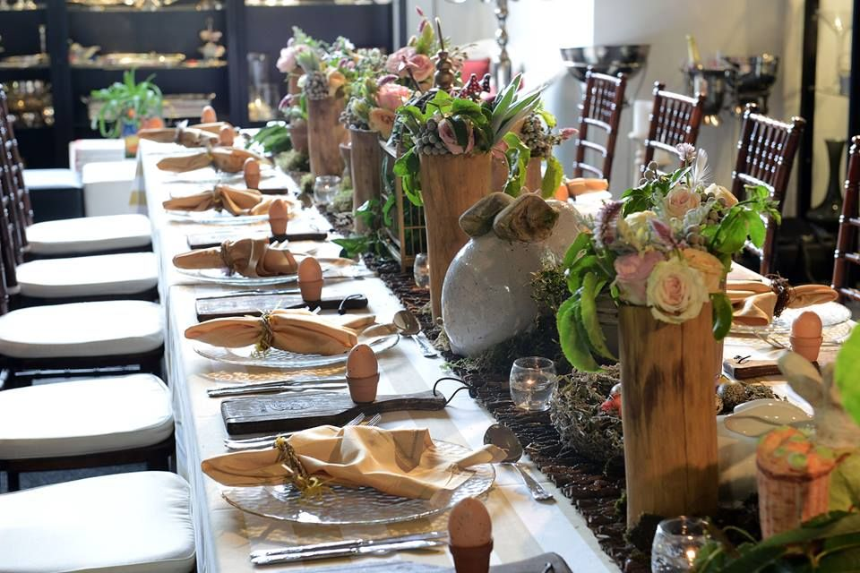 Easter table | Exclusive Hire & Events | www.ehire.co.za