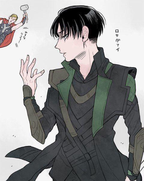 🎆 Imagenes De Loki 🎆 - Parte 9