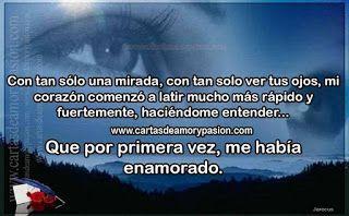 Mi corazón necesita de tus ojos para subsistir