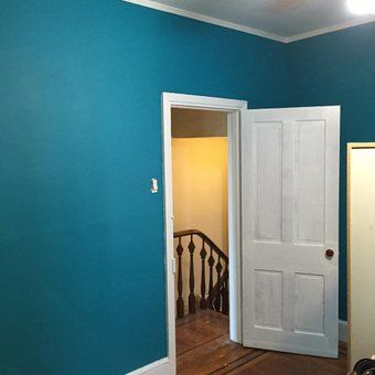 Intense Teal SW 6943 - Sherwin-Williams | Teal paint colors ...