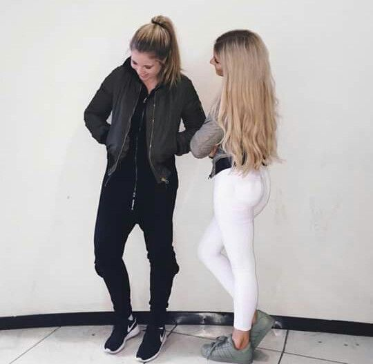 adidas, fashion, girls, hair, melina, nike, shirin, style