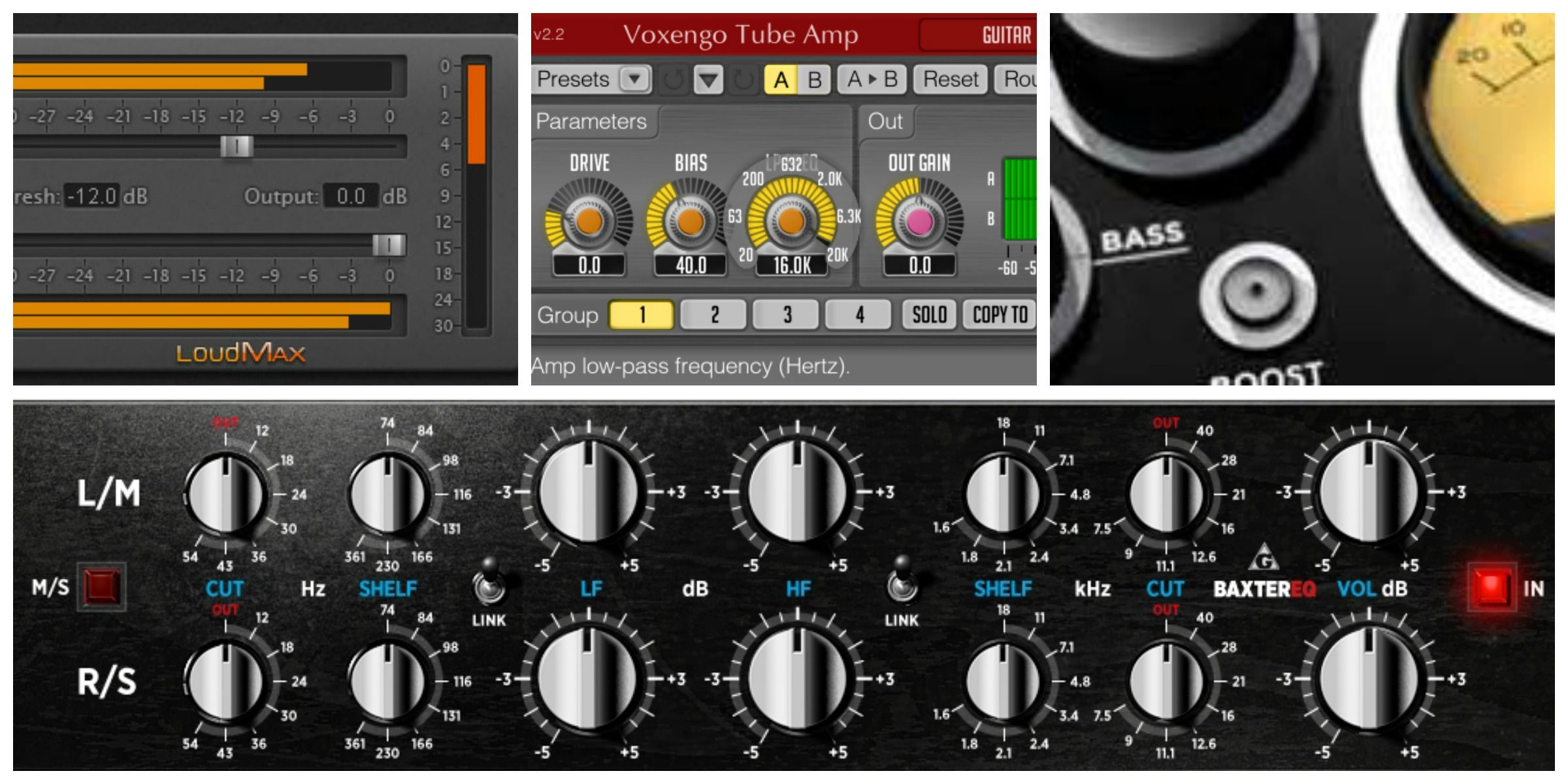 2016 | DAW FX plugins I use with Reaper 5 | by Voxengo