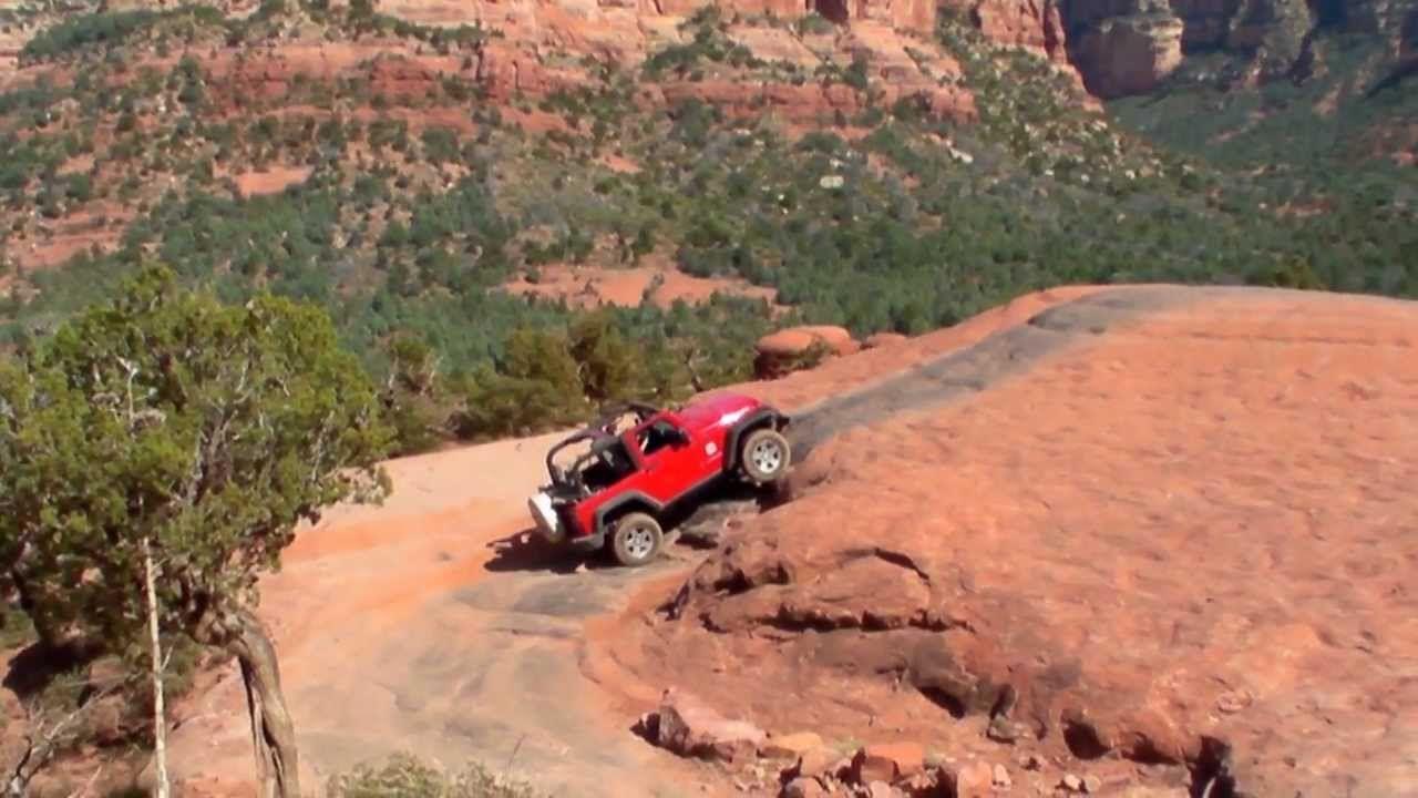 Broken arrow trail sedona arizona sedona arizona jeep
