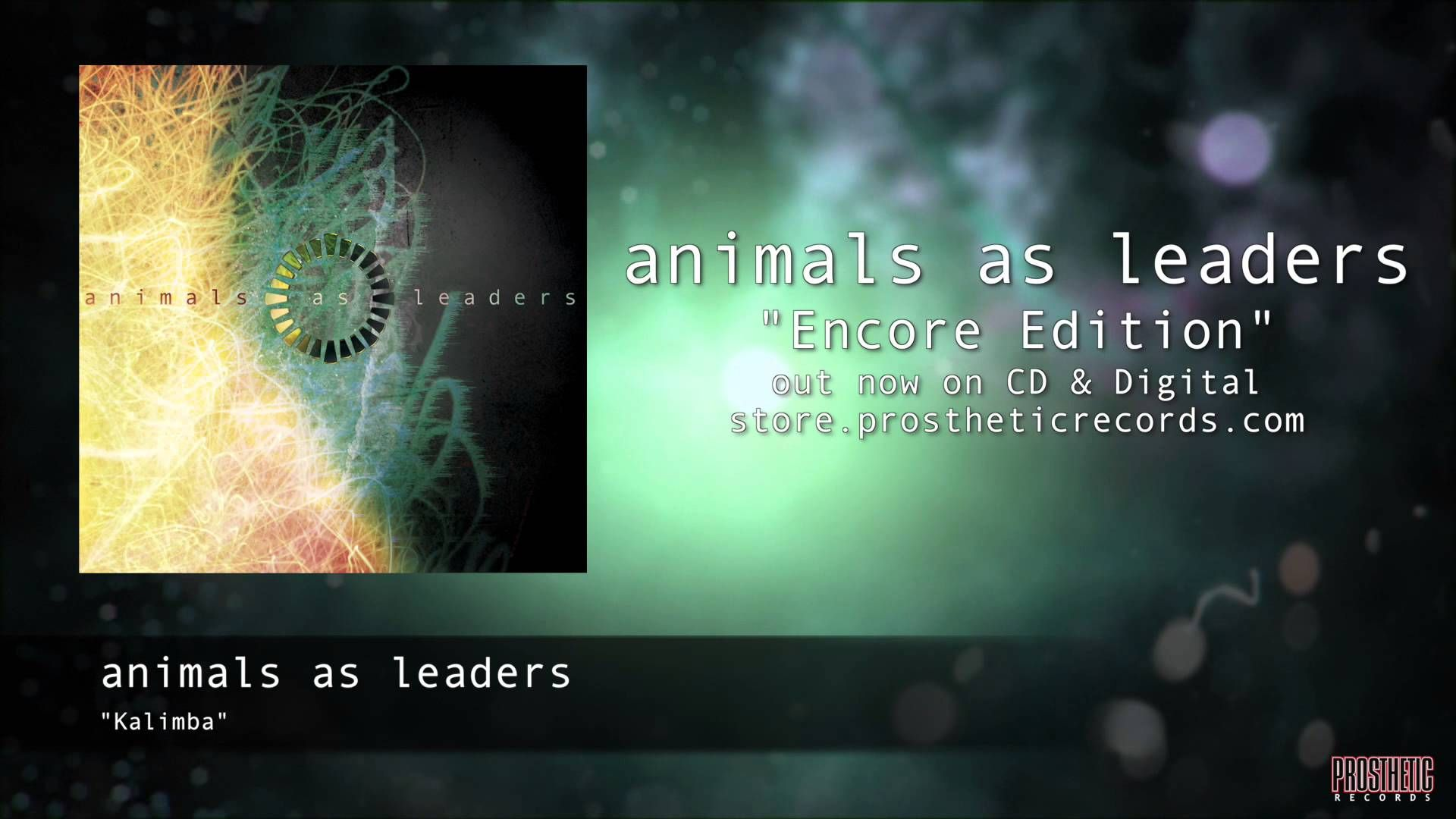 Animals As Leaders Kalimba Official Track Stream Leader Animals Streaming
