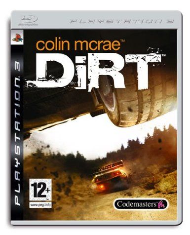 Colin McRae: DIRT (PS3): Amazon co uk: PC & Video Games | Racing