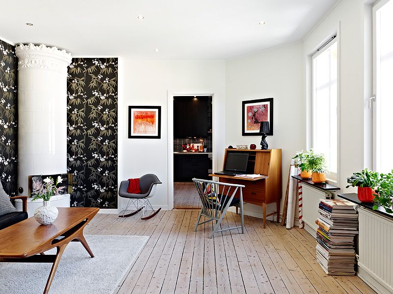 The Plumed Nest Storkgatan House Tour Apt decor Pinterest - Ideas Con Mucho Estilo