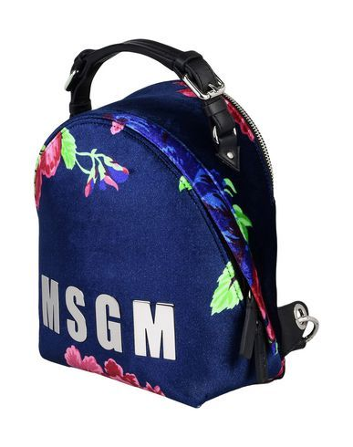 silk bags leather msgm velvet hand Msgm Bags TqXPx5xw
