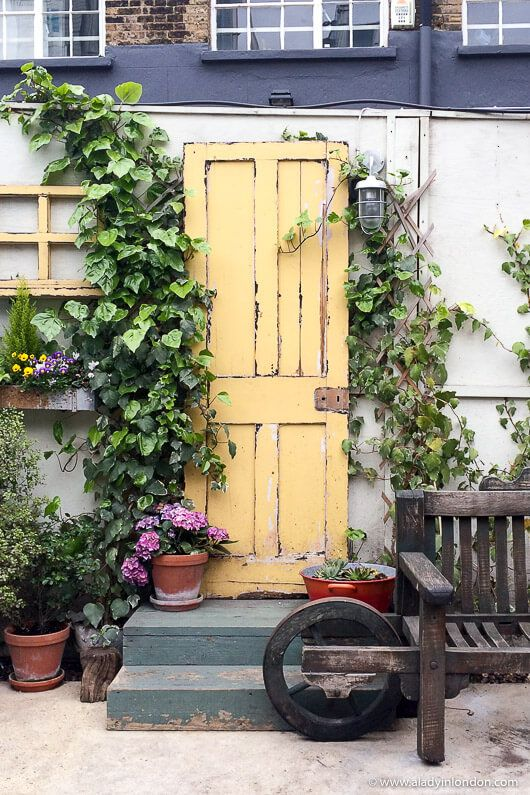 Shoreditch Gardens: Pubs With Beer Gardens In London