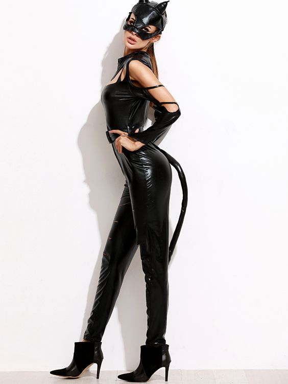 c6144501f53 Catwoman  Cats come when they feel like it. Not when they re told.  Halloween  costumes