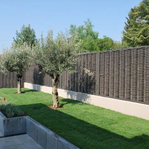 Les Panneaux En Noisetier - Tuincentrum De Molen | Jardin