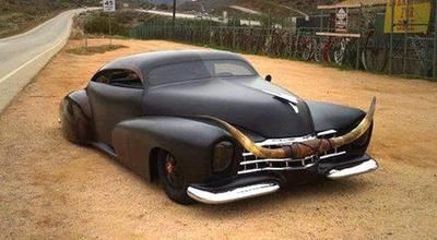 Wow, awesome lead sled...