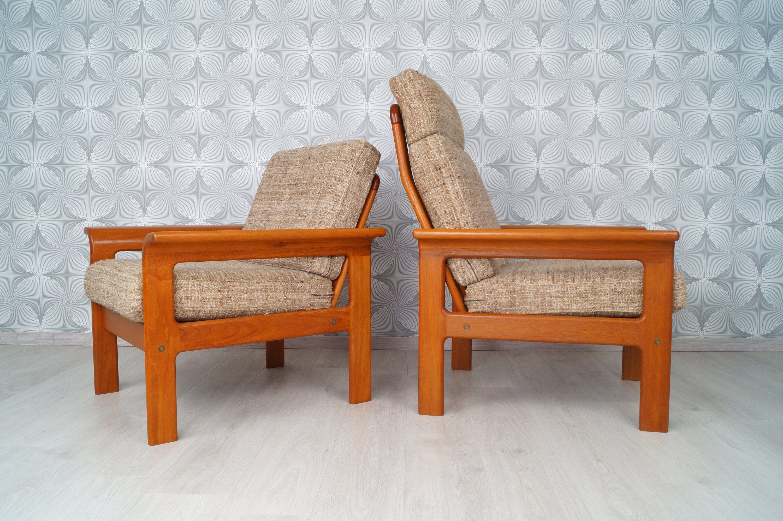 Designer Sessel 70er Jahre Lounge Sessel 70er
