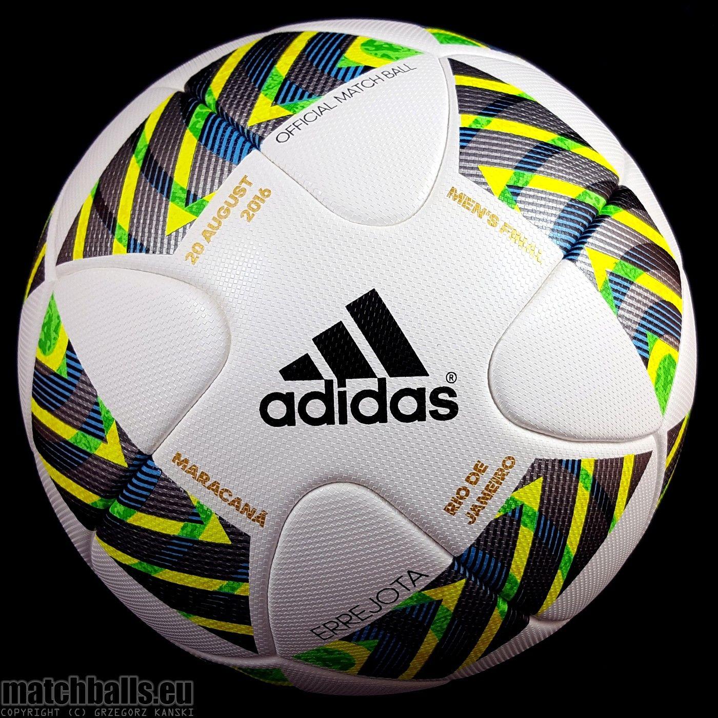 meet 0aba7 bb698 ... france olympic final match ball rio de janeiro 2016 adidas errejota  64164 f50a9