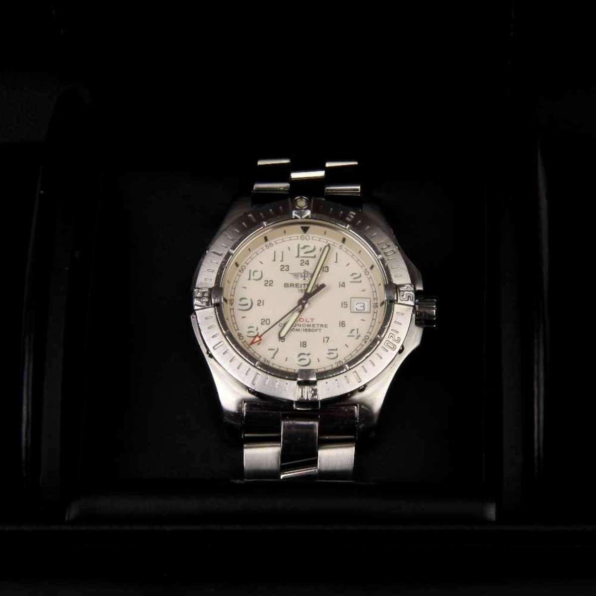daa34c7eac7 Reloj BREITLING COLT segunda mano Si quieres vender tus cosas de segunda  mano o comprar productos de segunda mano