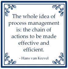 process management hans krevel | everyday | Small business