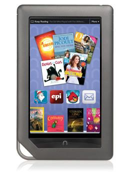 this is the nook color from barnes and nobles i ll take this over rh pinterest com