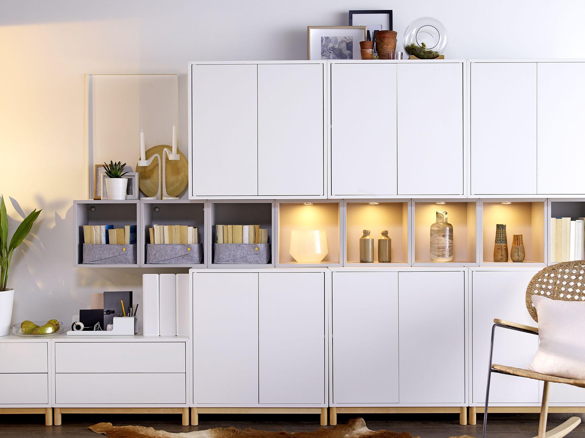 Pin Van Martina Persa Op Me Ikea Woonkamer Inrichting Interieur