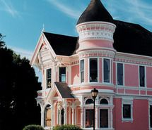 dream place, house, pink (Full Size)