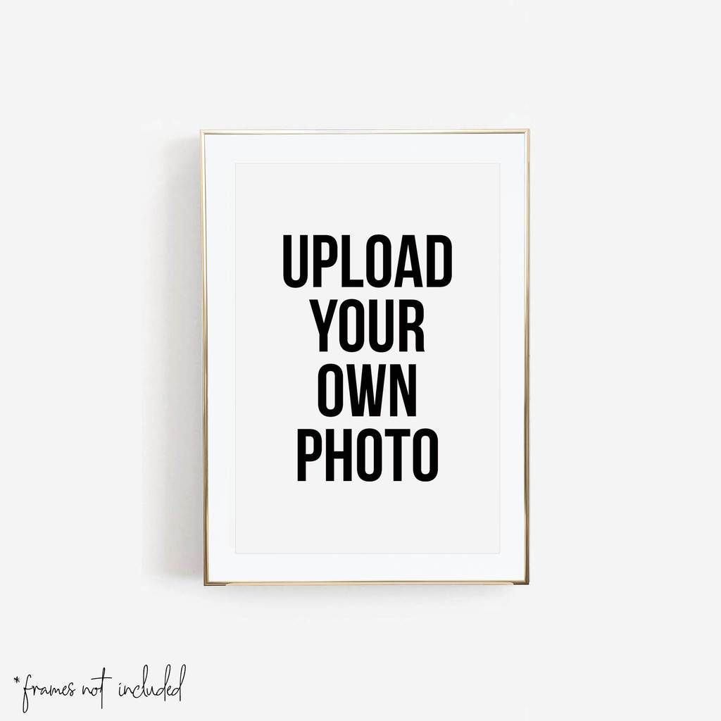 upload and create your
